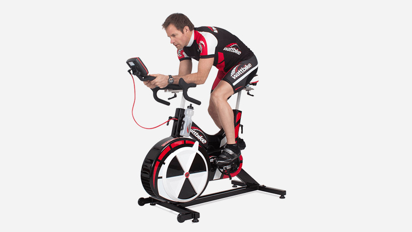 Position du vélo elliptique