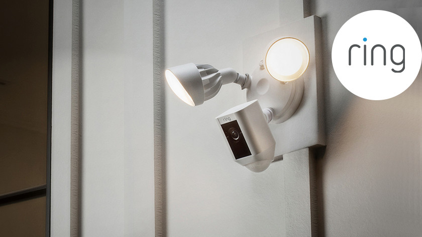 Ring ip-camera ondersteuning