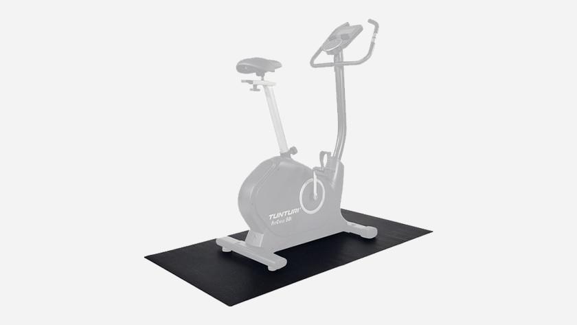 Stevige ondergrond fitnessapparaat