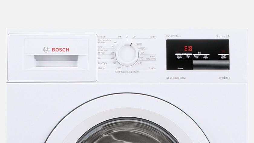 Uitgelezene De top 8 storingen van Bosch en Siemens wasmachines - Coolblue WF-62