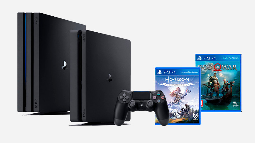 Alles voor PS4