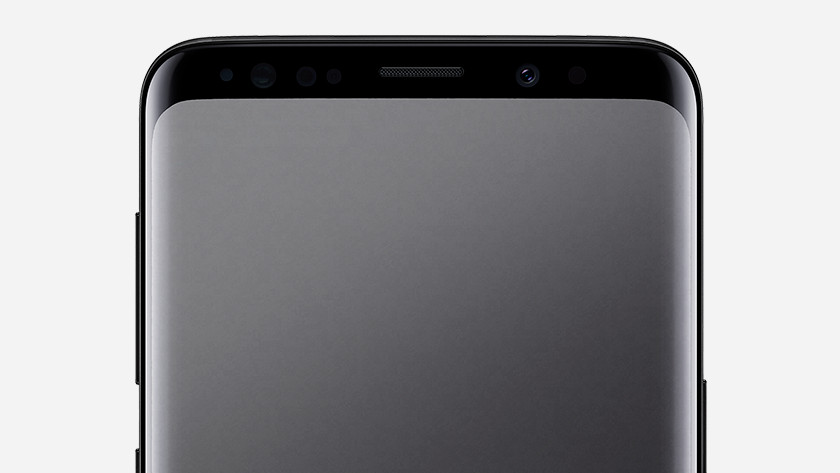 Samsung Galaxy S9 selfie camera