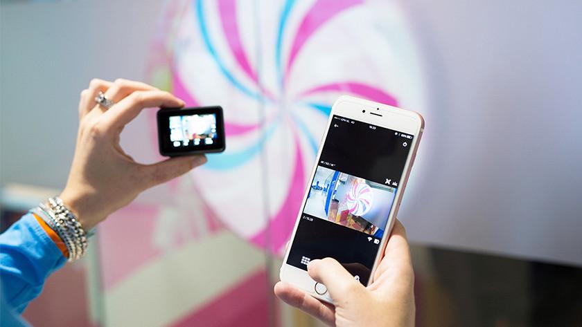 Télécharger l'appli GoPro Quik