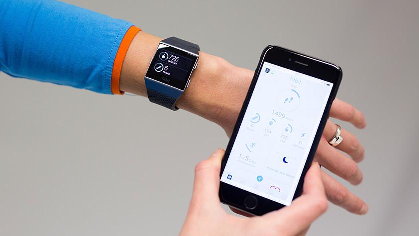 Fitbit Ionic app