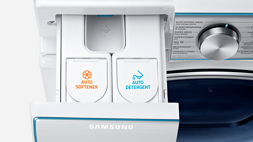 Samsung Auto Optimal Wash