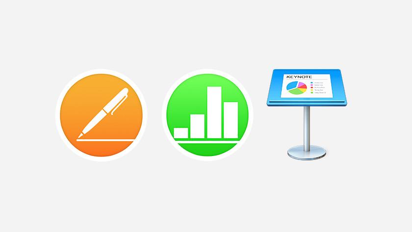 Klíčové slovo stránek Apple MacBook