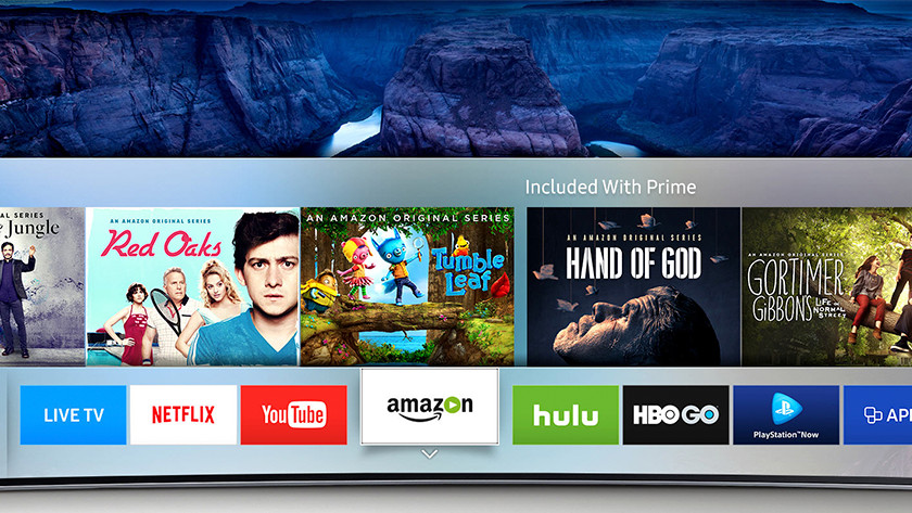 Smart TV functions expensive