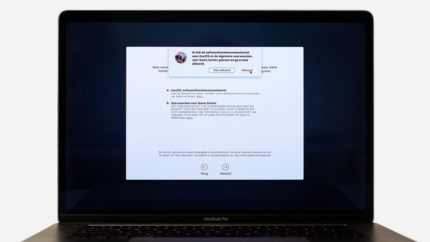 Conditions Apple MacBook