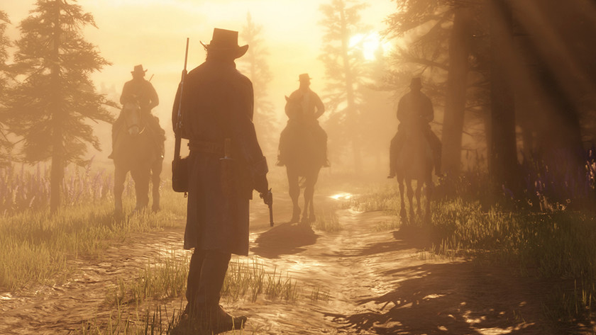 Red Dead Redemption II RTX 2070 Super