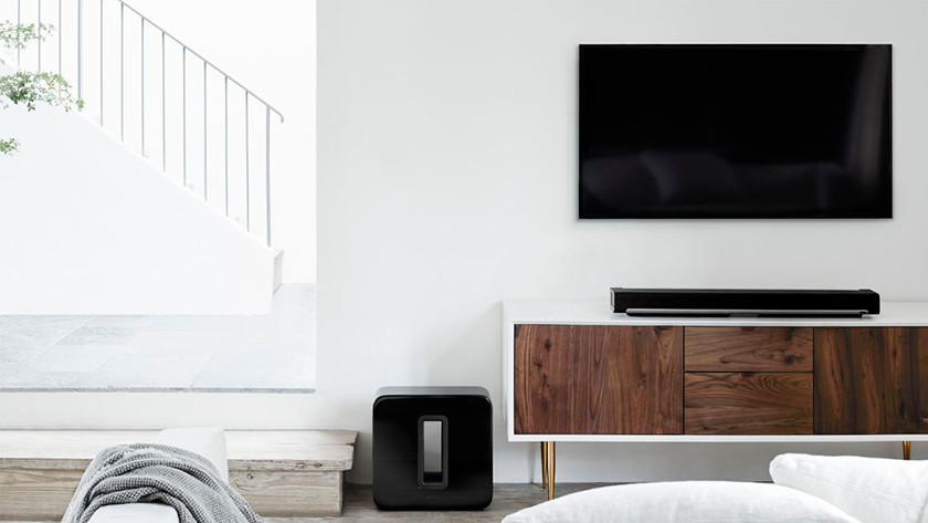 Sonos connection options