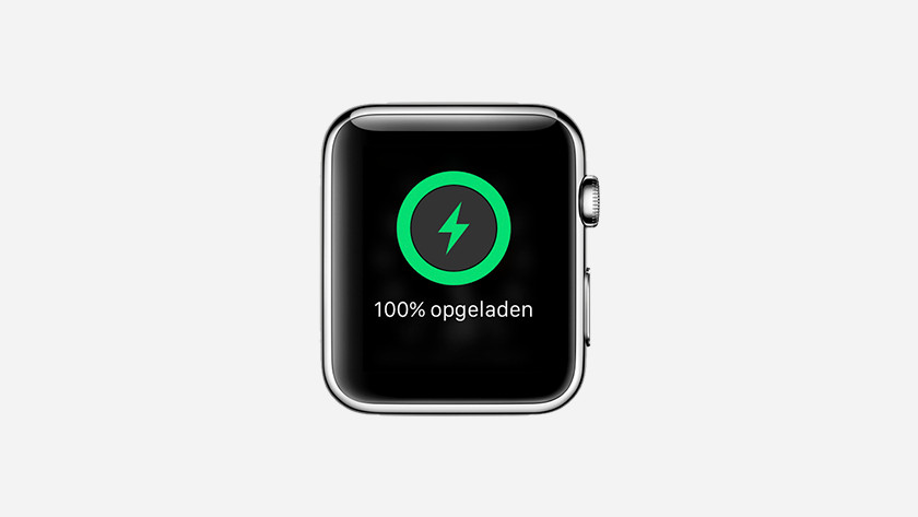 Charging the Apple Watch