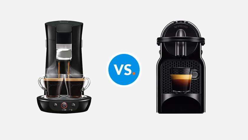 Comparer les machines à café