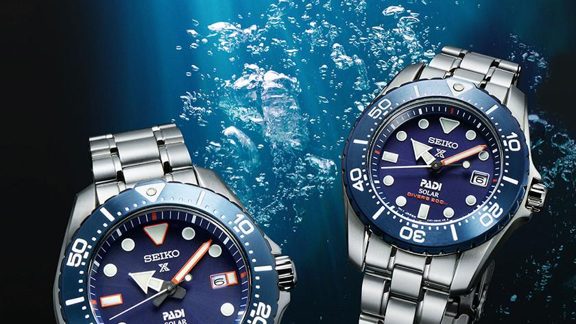 Waterdichtheid horloge