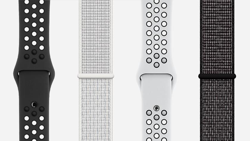 Bracelets de montre Apple Watch Nike