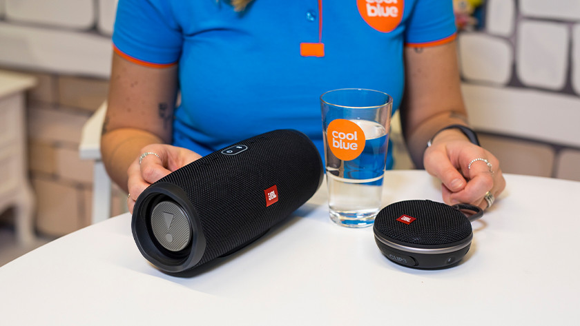 Waterdichte bluetooth speakers
