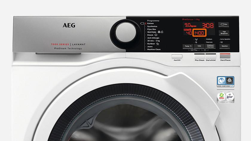 Washing machine 1400RPM