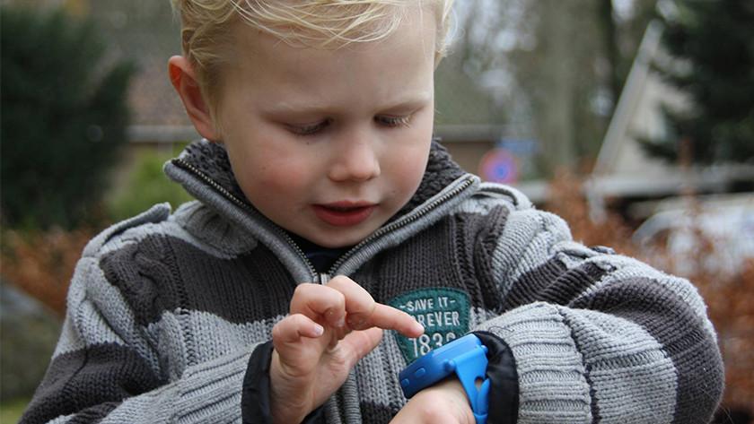 smartwatch pour enfant