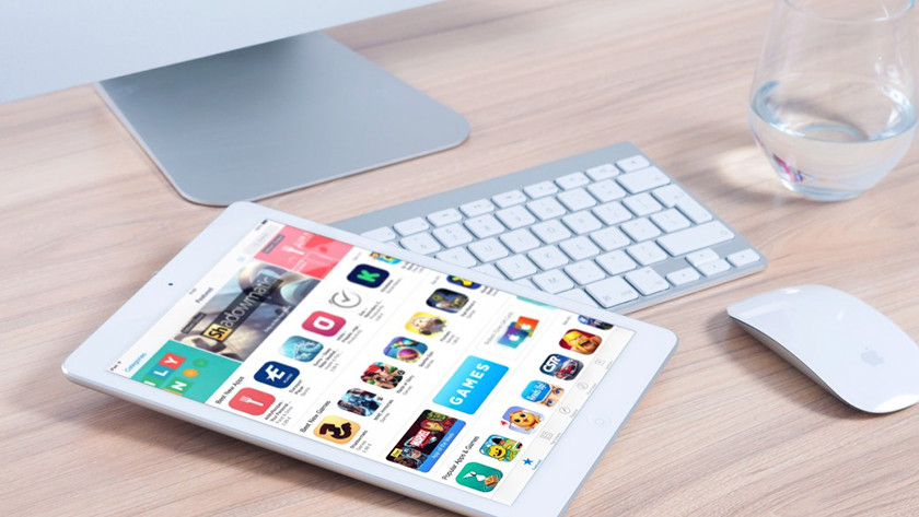 Apple iPad met wifi