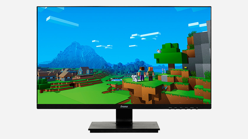 Monitor 75 Hz eenvoudige games
