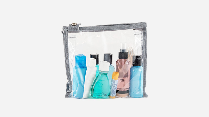 Liquids hand luggage