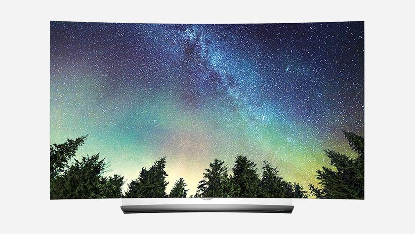 Qualité d'image d'une télévision OLED