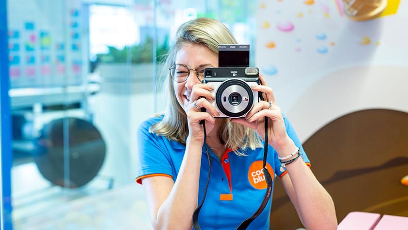 Personen fotograferen