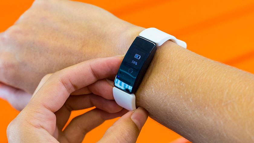 Fitbit Inspire HR batterijduur
