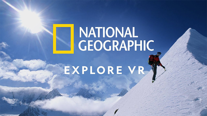 National Geographic VR.