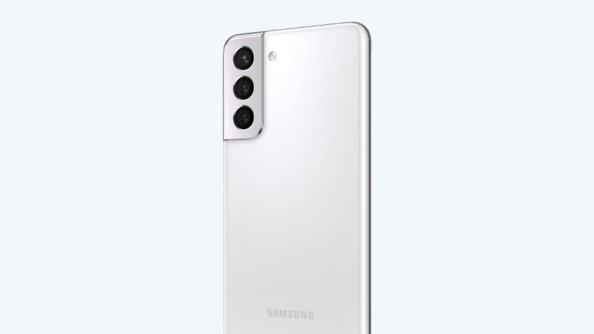 Samsung S21 snelheid