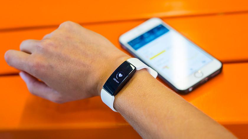 Fitbit Inspire HR hartslagmeting