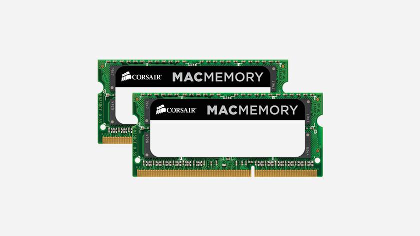 RAM geheugen MacBook iMac