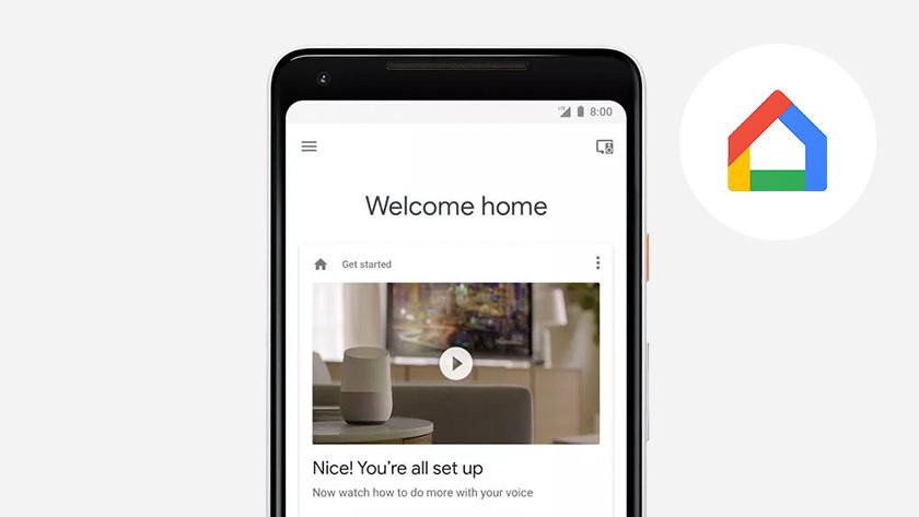 Google Assistent koppelen