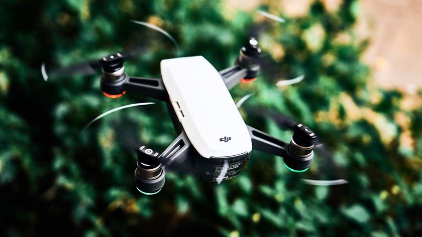 Houd je drone binnen oogbereik