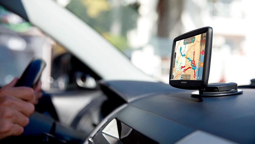 Navigation par commande vocale
