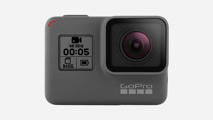 Uiterlijke kenmerken GoPro HERO 5