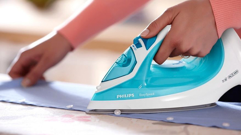 Steam irons for dress shirts
