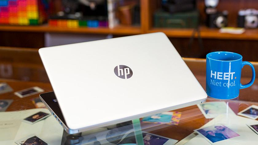 Achterkant van de HP 14-cf