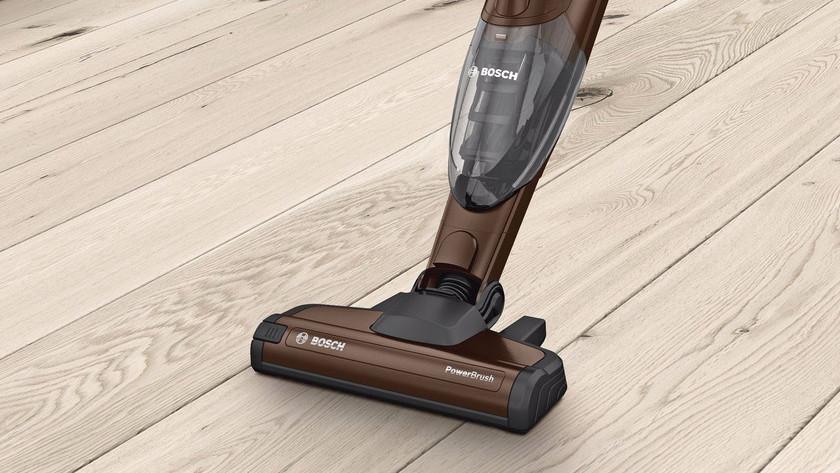 Vacuum hard and wood floors