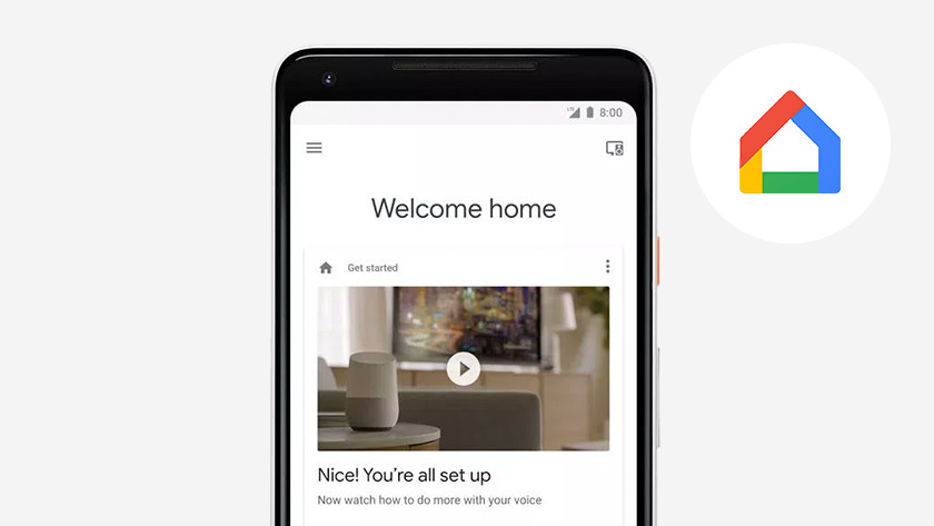 Connecting smart products to Google Assistant