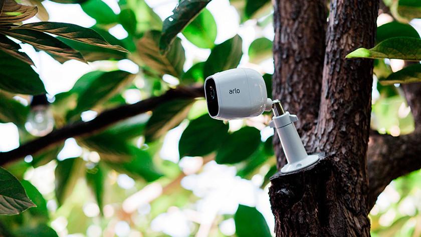 Veiligheid met een camera