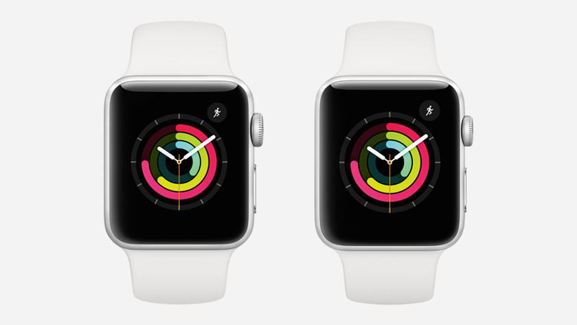 Apple Watch Series 3 38 en 42 mm