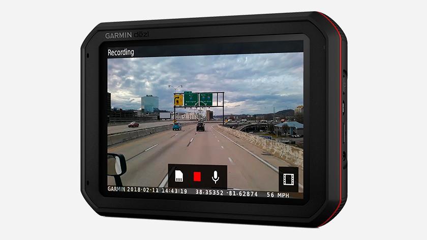 Navigation dashcam