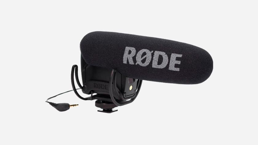 Microphone supercardioïde