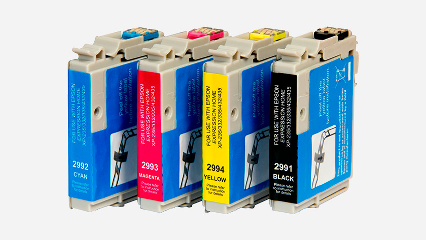 Cartridges voor Epson Expression Home