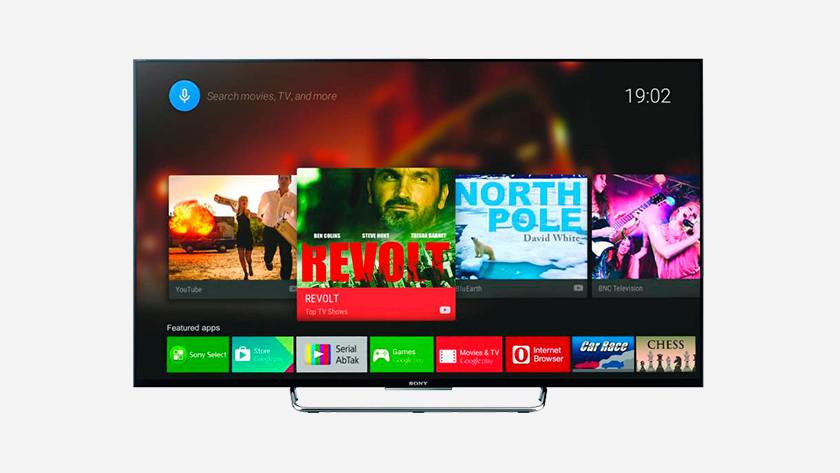 Android tv met NAS streamen