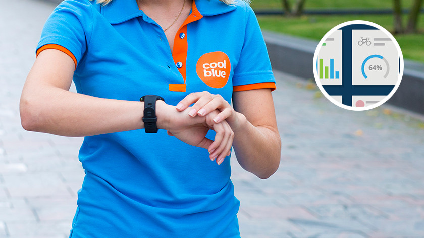 Smartwatches Coolblue medewerker