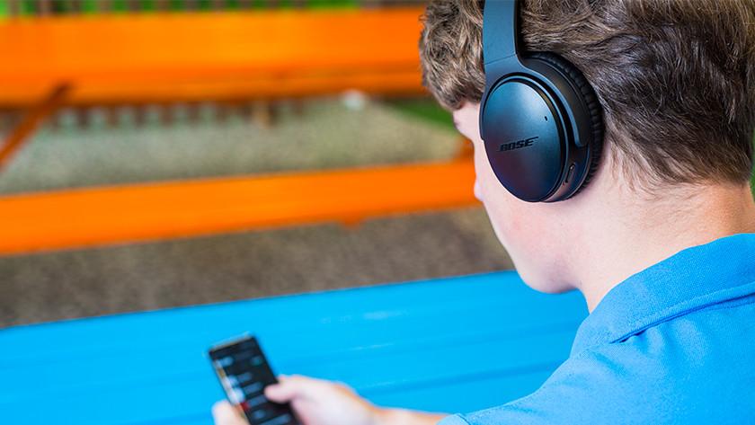 Rustige luisterervaring