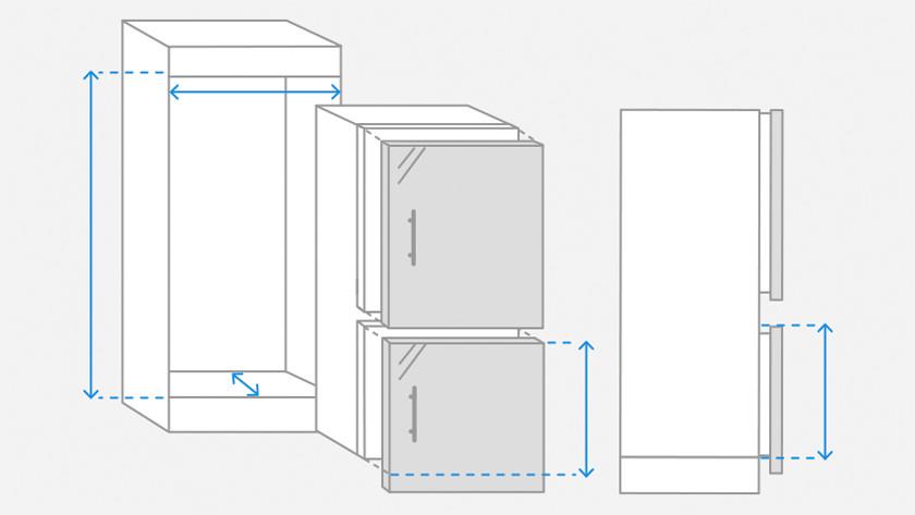 dimensions de niche