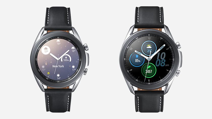 Samsung Galaxy Watch3 format
