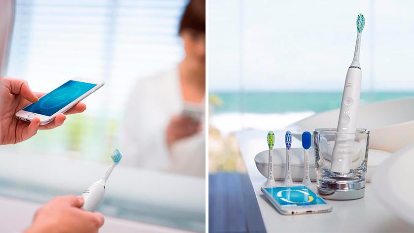 Slimme tandenborstel